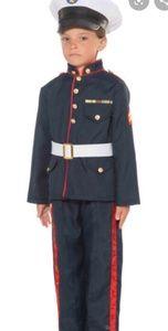 Marine corps costume Halloween costume